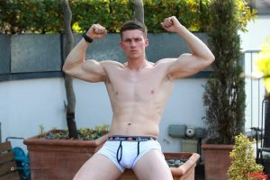 EnglishLads naked straight hunk Harry Mallinder sexy men undies solo jerk off 8 inch uncut dick foreskin 001 gay porn pics gallery 300x200 - Dany Dolan