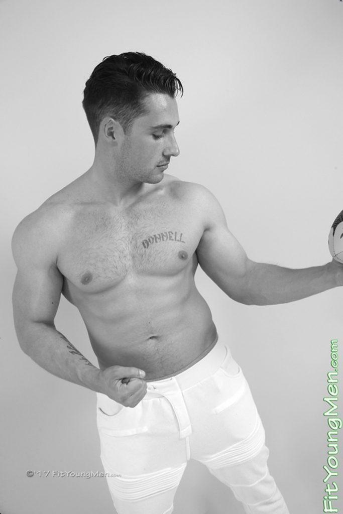 Gay Porn Pics 007 Hairy stud Morrison Hughes strips naked wanking big uncut dick FitYoungMen 683x1024 - Morrison Hughes