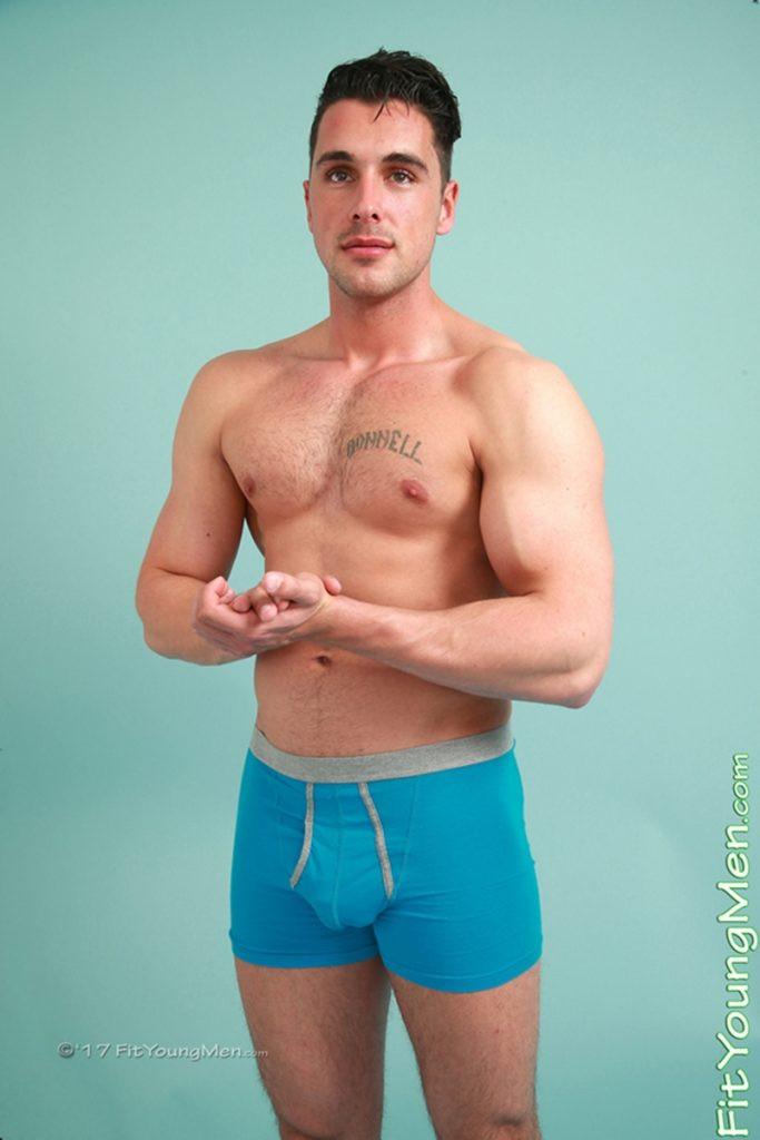 Gay Porn Pics 008 Hairy stud Morrison Hughes strips naked wanking big uncut dick FitYoungMen 683x1024 - Morrison Hughes