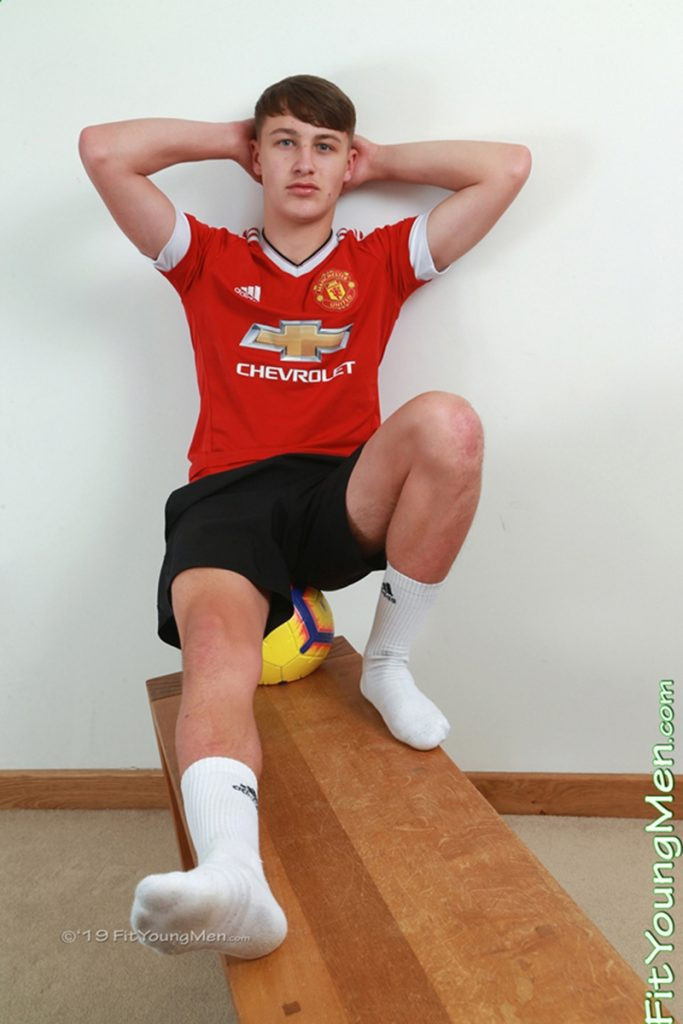 18 Year old straight sportsman George Hirst sexy body large uncut dick FitYoungMen 003 Gay Porn Pics 683x1024 - George Hirst