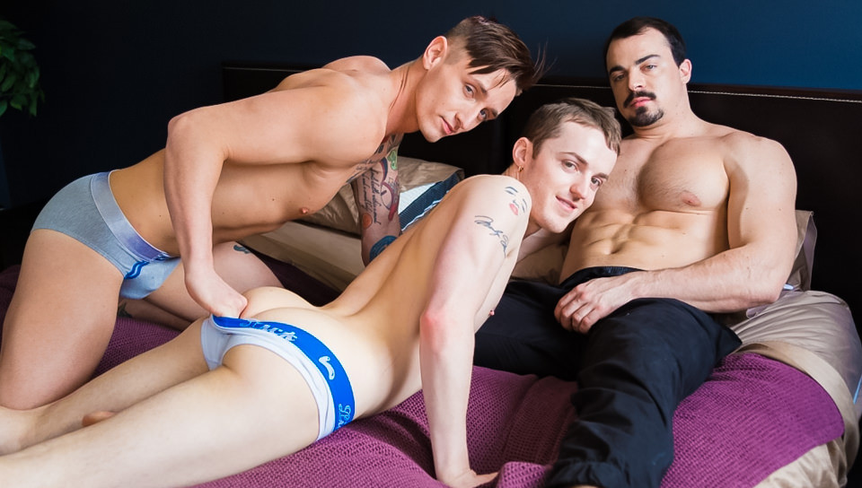 76192 01 01 - Lance Ford, Dominic Green, Alex James