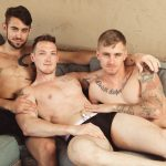 Jackson Cooper, Ryan Jordan, Dante Colle