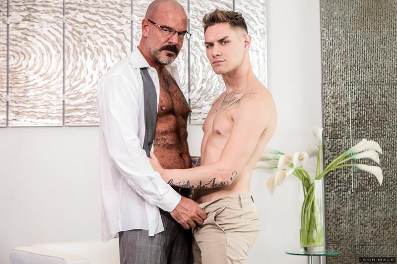 Zak Bishop asshole fuck top daddy fucker Jack Dyer IconMale 004 Gay Porn Pics - Jack Dyer, Zak Bishop