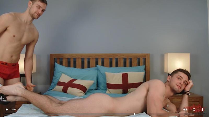 Hottie ripped straight dudes Joel Jenkins Matteo Romano huge uncut cock happy ending massage EnglishLads 013 Gay Porn Pics - Matteo Romano, Joel Jenkins