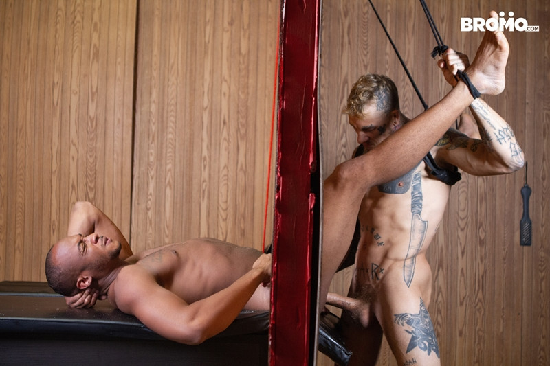 Trent King Bo Sinn hardcore ass fucking Bromo 015 Gay Porn Pics - Bo Sinn, Trent King