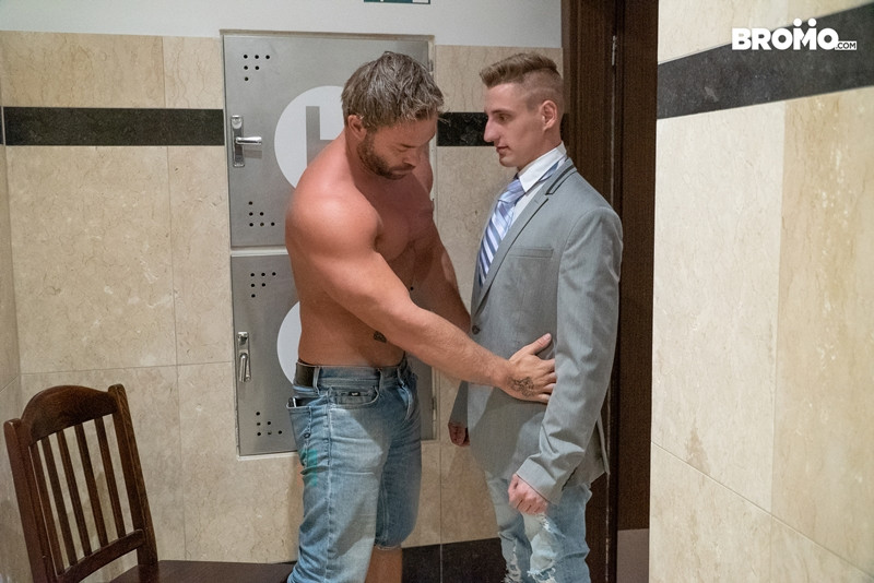 Johnny spanks Luke pert butt fingering tight hole fucking face Bromo 008 Gay Porn Pics - Bromo Johnny, Bromo Luke
