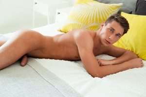 Sexy young European twink Garret Dornan ripped body big uncut cock BelamiOnline 001 Gay Porn Pics 300x200 - Adam Veller, Curtis Dee