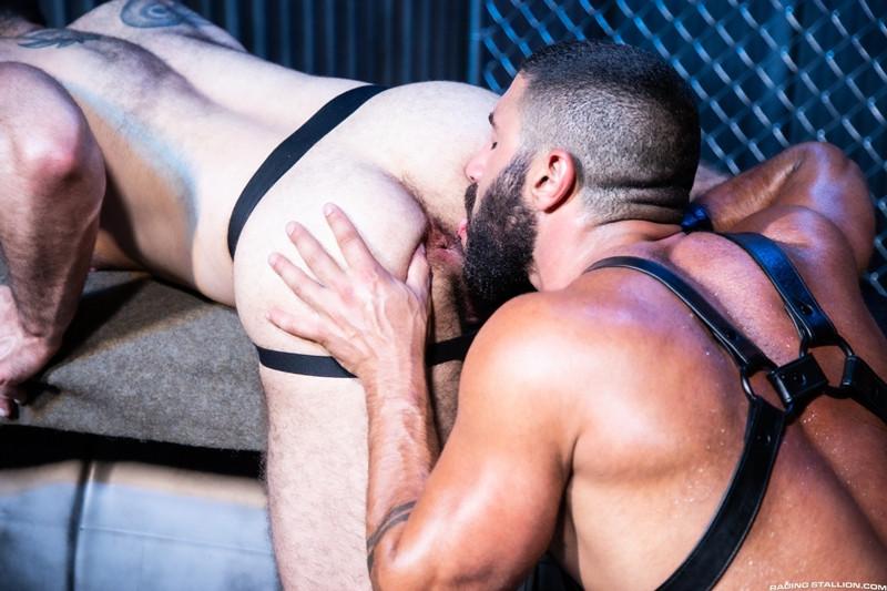 Sharok barebacking big bare cock moaning stud Lucas Leon RagingStallion 002 Gay Porn Pics - Lucas Leon, Sharok