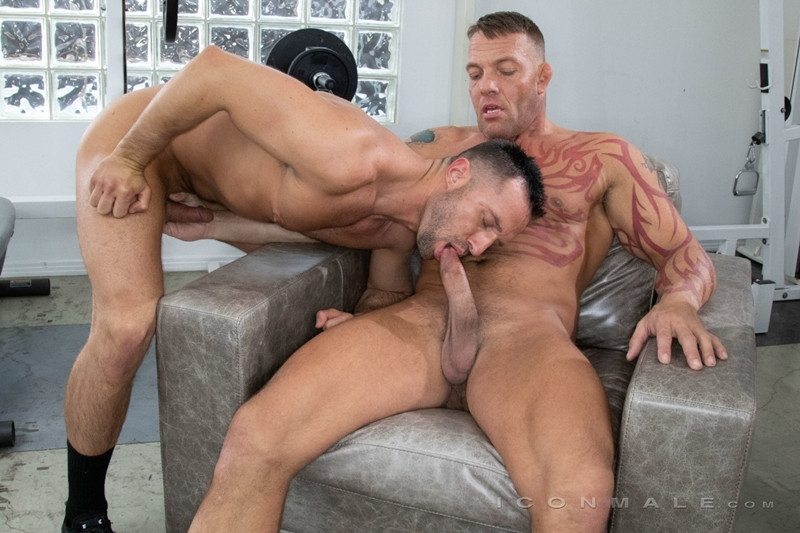 Tristan Brazer fucks Colby Tucker hot ass hole balls explode IconMale 001 Gay Porn Pics - Colby Tucker, Tristan Brazer