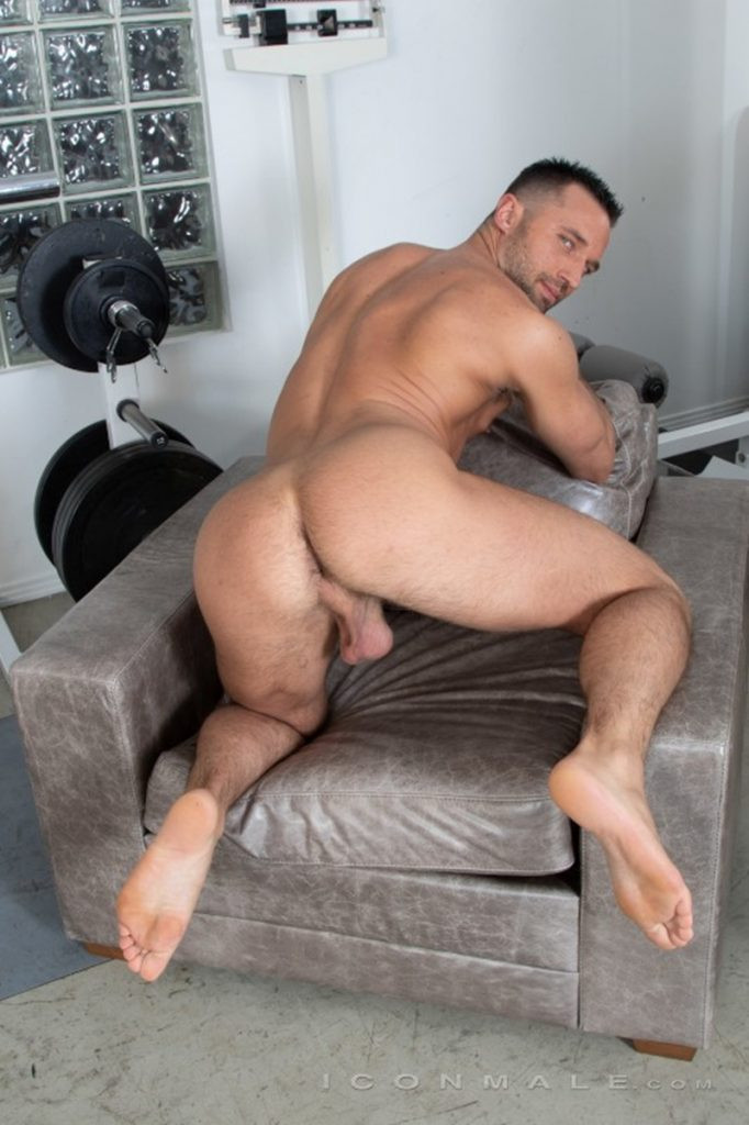 Tristan Brazer fucks Colby Tucker hot ass hole balls explode IconMale 009 Gay Porn Pics 682x1024 - Colby Tucker, Tristan Brazer