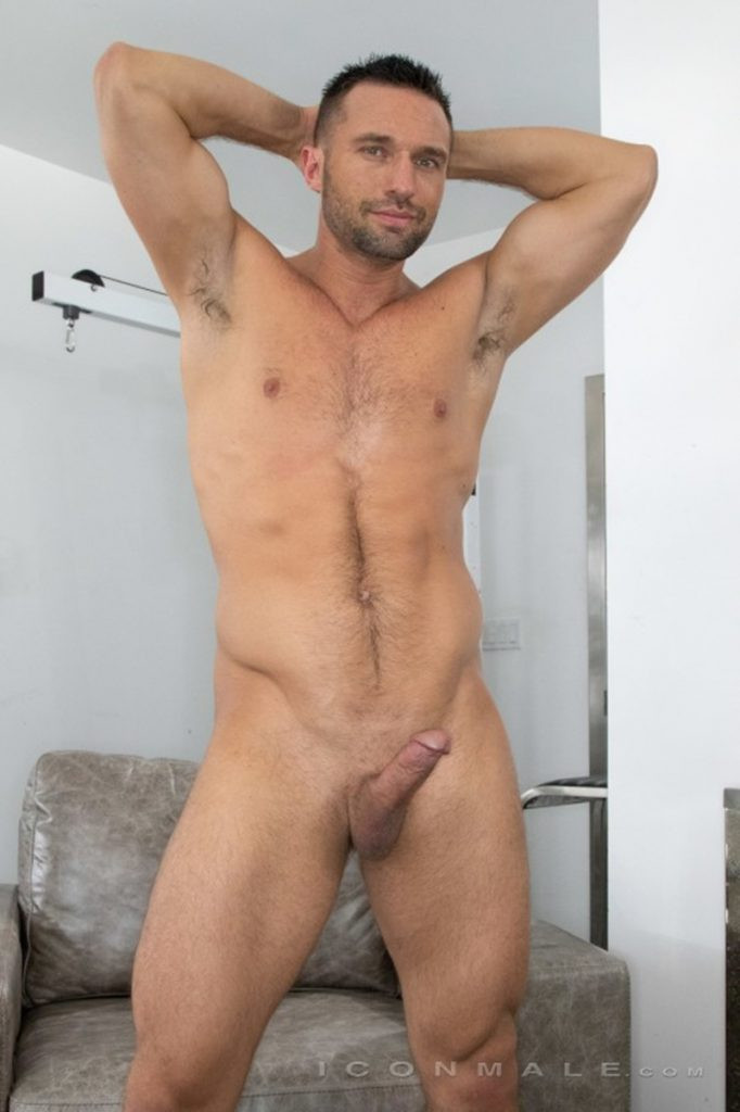Tristan Brazer fucks Colby Tucker hot ass hole balls explode IconMale 011 Gay Porn Pics 682x1024 - Colby Tucker, Tristan Brazer