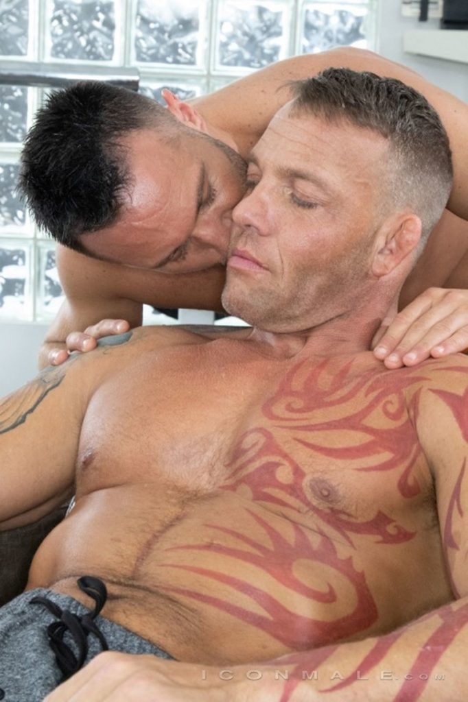 Tristan Brazer fucks Colby Tucker hot ass hole balls explode IconMale 012 Gay Porn Pics 682x1024 - Colby Tucker, Tristan Brazer