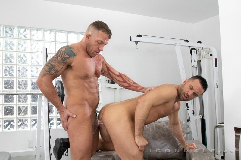 Tristan Brazer fucks Colby Tucker hot ass hole balls explode IconMale 020 Gay Porn Pics - Colby Tucker, Tristan Brazer
