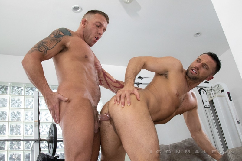 Tristan Brazer fucks Colby Tucker hot ass hole balls explode IconMale 021 Gay Porn Pics - Colby Tucker, Tristan Brazer