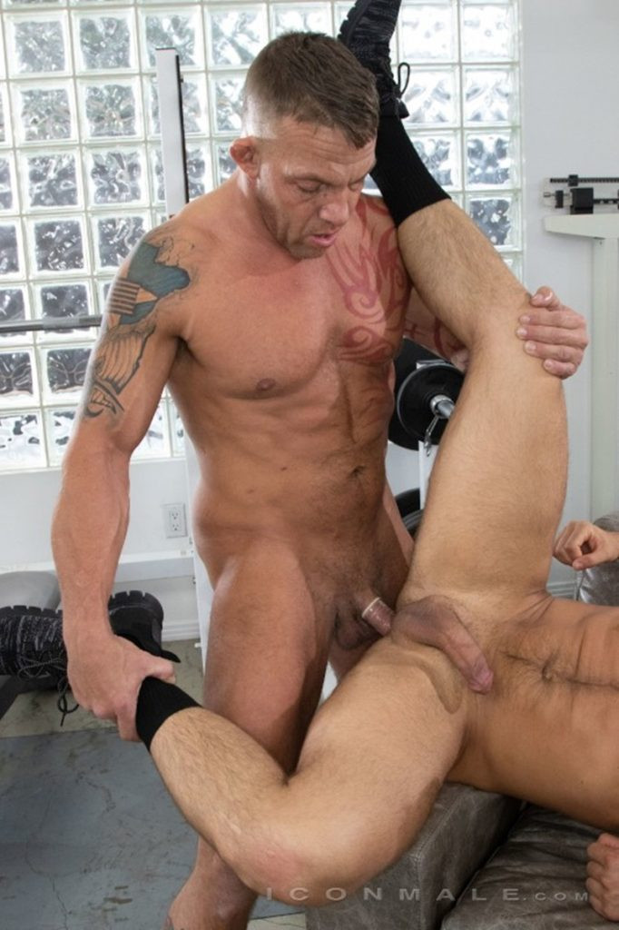 Tristan Brazer fucks Colby Tucker hot ass hole balls explode IconMale 023 Gay Porn Pics 682x1024 - Colby Tucker, Tristan Brazer