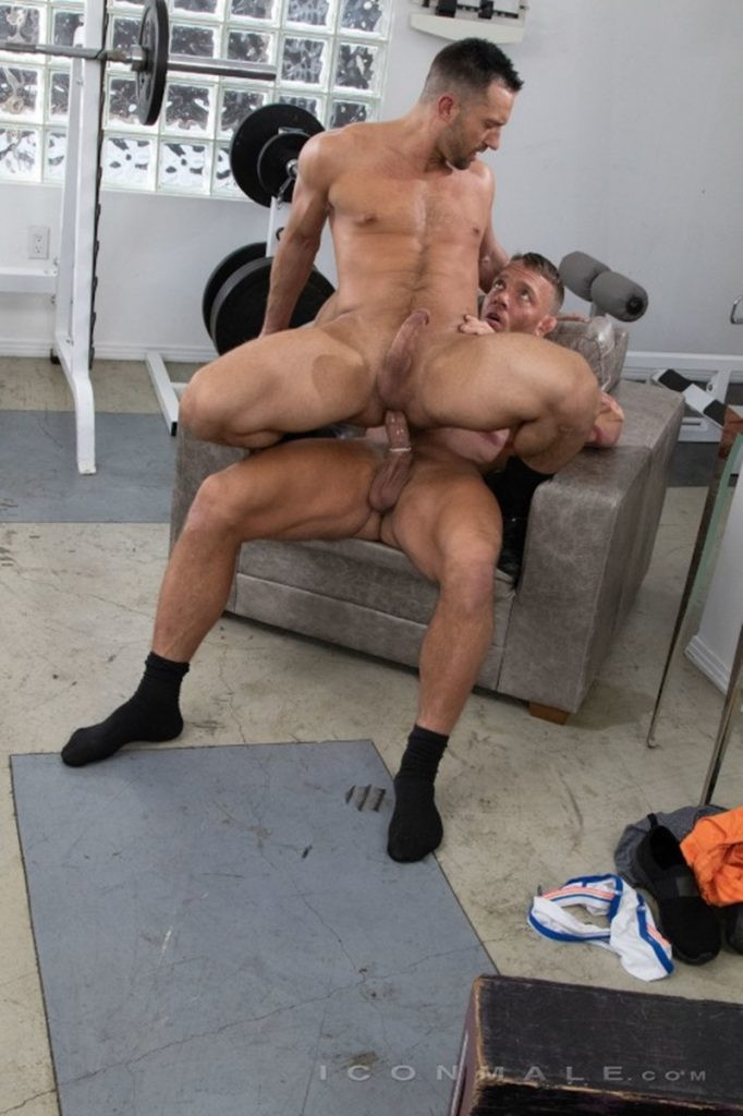 Tristan Brazer fucks Colby Tucker hot ass hole balls explode IconMale 029 Gay Porn Pics 682x1024 - Colby Tucker, Tristan Brazer
