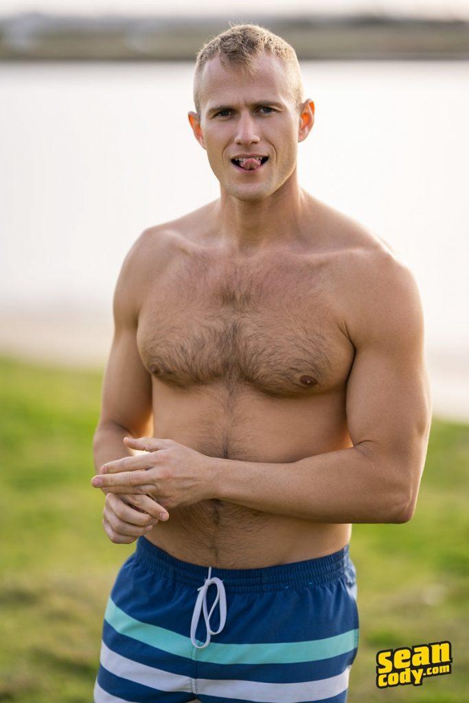 Blonde muscle stud Blake tight asshole bare fucked Rowan huge bare dick Sean Cody 008 gay porn pics 683x1024 1 - Sean Cody Rowan, Sean Cody Blake