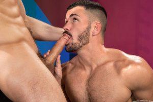 Brogan Reed Sebastian Kross big cock balls deep fucking Raging Stallion 001 gay porn pics 300x200 - Lukas Schmidt