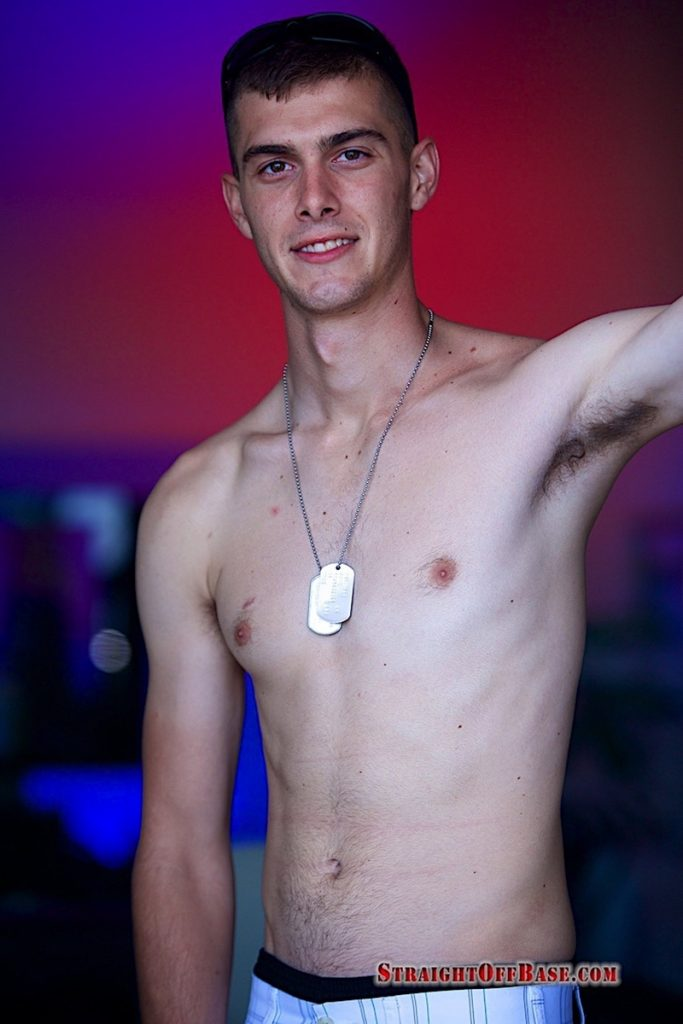 Corporal Bodie first time jerk off on camera Straight Off Base 007 gay porn pics 683x1024 1 - Corporal Bodie