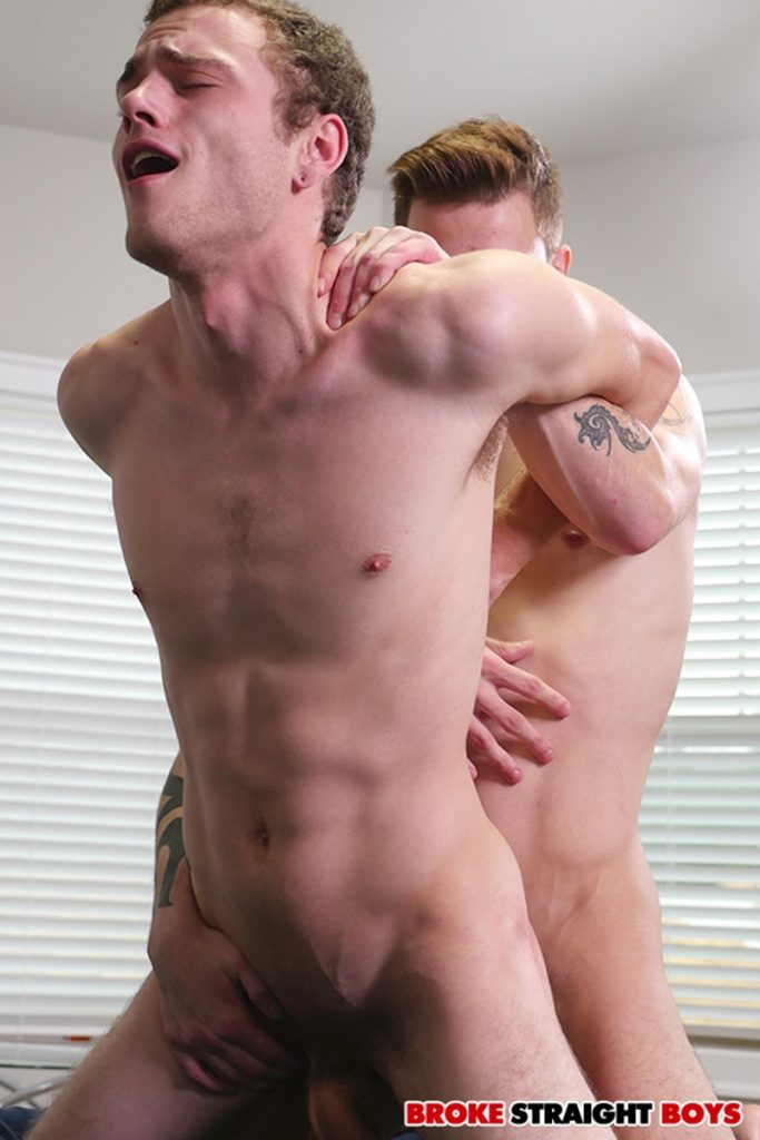 Hot straight boy James Dawn bareback fucked Casey Owens big young dick Broke Straight Boys 018 gay porn pics 683x1024 1 - Casey Owens, James Dawn
