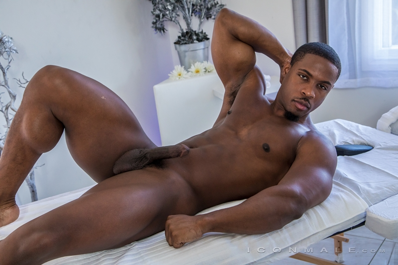 Hot young boy Avery Jones tight ass bare fucked hard DeAngelo Jackson huge black dick Icon Male 013 gay porn pics - DeAngelo Jackson, Avery Jones