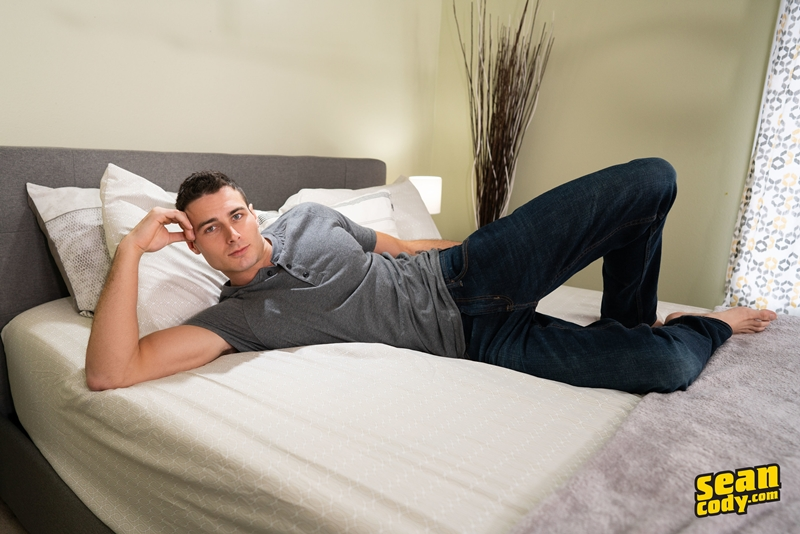 Hot young muscle boy Archie hot bubble butt raw fucks Jeb huge erect cock Sean Cody 007 gay porn pics - Sean Cody Jeb, Sean Cody Archie