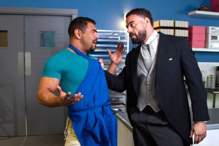 Ricky Larkin milks seed straight stud Draven Navarro ball sack Raging Stallion 001 gay porn pics 768x512 - Ricky Larkin, Draven Navarro