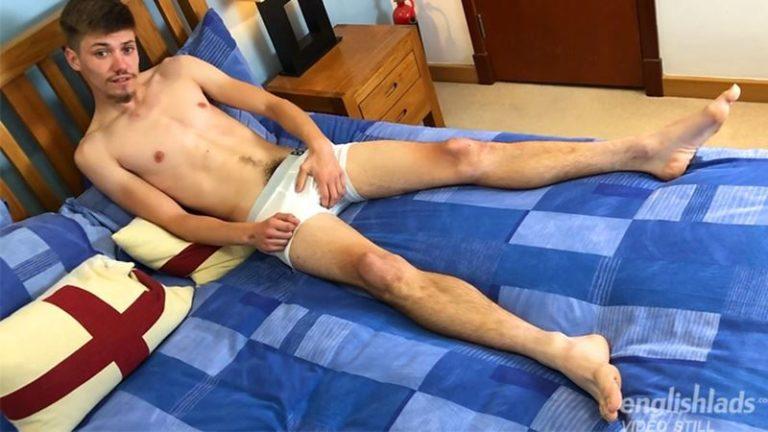 Hottie young straight stud Feldon Shaw strips jerks huge uncut dick English Lads 001 gay porn pics 768x432 - Feldon Shaw